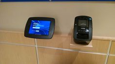 Kiosk, Offices, Reception, Phone, Board, Projects, Log Projects, Telephone, Blue Prints