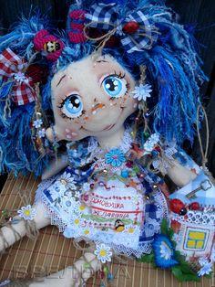 Купить текстильная кукла Домовушка-желанница Василиска. - кукла, текстильная кукла, купить куклу