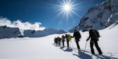 Le ski de randonnée a autant de définitions que de pratiquants..