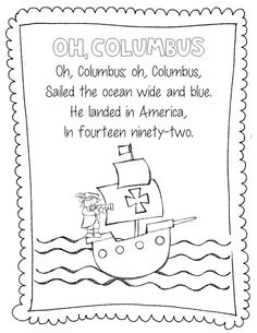 Columbus Day Activities and a FREEBIE  Christopher columbus