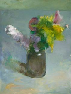 Grand Floral giclee print Whitney Gallery ~ Contemporary Fine Art in Laguna Beach, California