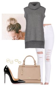"""Untitled #59"" by natalijaaxo ❤ liked on Polyvore featuring Michael Kors, Christian Louboutin and Jeweliq"