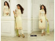 white stylish salwar suits online