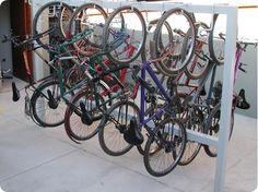 ASCOBIKE - Artigos   Manual para Implementação de Bicicletários