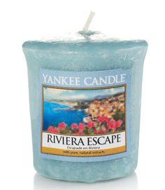 Escapade sur la Riviera - Bougie votive - Yankee Candle