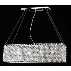31-inch Rectangular Linear Chrome and Crystal Chandelier Lightupmyhome http://www.amazon.com/dp/B00F49082C/ref=cm_sw_r_pi_dp_Udtmvb0017FV4
