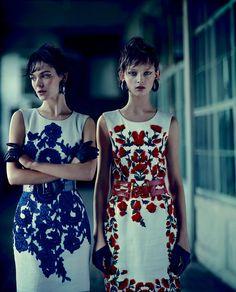 S '12 ~kinga rajzak & daga ziober: t style (the most lovely spring dresses)