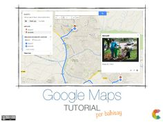 Tutorial Google Maps by Conecta13 via slideshare