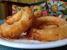 Buñuelos made from yucca, malanga, boniato. #glutenfree #cuban #donuts