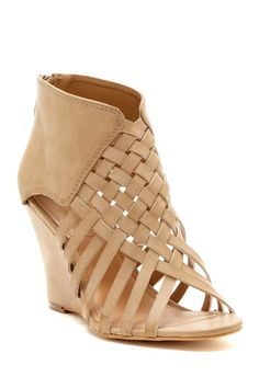 bb8ba84a94aa Nasca Wedge Sandal by Modern Rebel on  nordstrom rack Nude Shoes