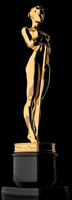 Regilla ⚜Female Oscar Concept by Eddie Guy, because it's time for a change!