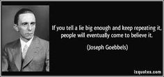 Joseph Goebbels quotes - It is the absolute right of the State to supervise the formation of public opinion. Obama 2008, Confirmation Bias, Joseph Goebbels, Public Opinion, The Eighth Day, Political Cartoons, Famous Quotes, Proverbs, Wake Up