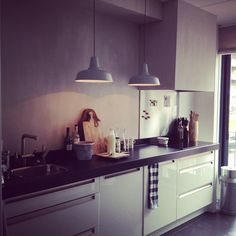 Simply yet adorable kitchen..