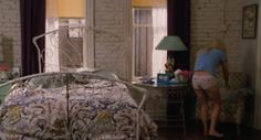 "bed room from the movie ""what's your number"" sooo cute."