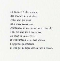 Valerio Magrelli, Io sono ciò che manca_Ediz Pulcinoelefante
