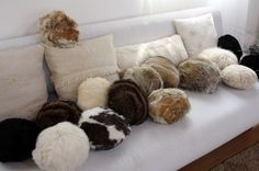 The trouble with Tribble pillows is....