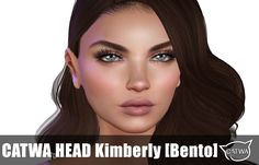 https://flic.kr/p/RwyPAk | Kimberly Bento Head [Soon] | Credits: Deetalez skin Bold and beauty hairstyle just magnetized hairbase
