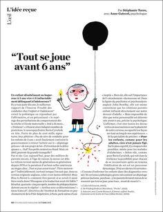 Idée reçue pour Psychologies Magazine