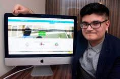 British schoolboy rejects 5MILLION offer for money-saving website after starting first business in bedroom aged 12