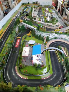 Slot Car Racing, Slot Cars, Race Cars, Race Tracks, Slot Car Tracks, Master Splinter, Train Set, Ho Scale, Scale Models