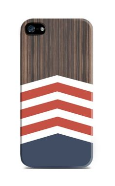 Red And Blue Stripesline Wood iPhone 5/5s case by Keeandra. Case with wood pattern combined with stripes line and blue color. Also available for Samsung Galaxy Note 2, 3, Samsung Galaxy s3, s4, s5, Samsung Glacy Grand, Redmi Xiaomi, and iPhone 4/4s, 5c. http://www.zocko.com/z/JG6hc