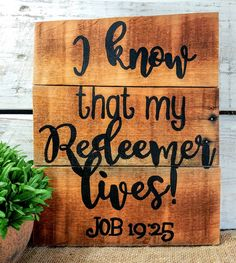 5 Bible verses that celebrate the miracle of Easter. Each sign is not made until you tell us what verse and color you would like. With all color and verse option you will find one for you and your family and friends!