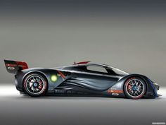 Elegant Mazda Furai U2013 Car Body Design On