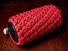 A Chain Sinnet Paracord Pouch by Stormdrane