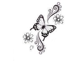 plantillas+para+tatuar+mariposa.jpg (480×417)