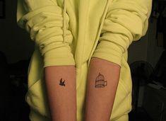 Perfect Matching Tattoo - 12