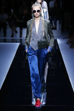 Emporio Armani | Ready-to-Wear Spring 2017 | Look 29