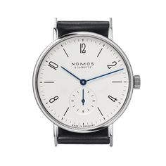Tangente stainless steel back | Beautiful watches purchased online. Directly from NOMOS Glashutte/SA.