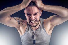 Pain Bartłomiej Kopczyński Black Studio portrait Photography www.blackstudio.eu