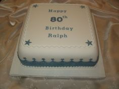 Made To Order Birthday Cakes Milton Keynes