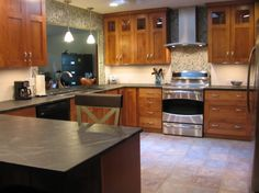 Nice kitchen remodel