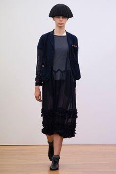 Comme des Garçons Comme des Garçons Spring 2015 Ready-to-Wear Collection Photos - Vogue