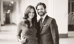 Prince Carl Philip and Sofia Hellqvist 'excited' to confirm date of summer wedding -June 13, 2015