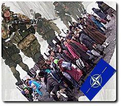 La percée américaine dans une #alliance ukrainienne avec l'#UE L'OTAN et le Pentagone, présents dans les grands conflits du monde, en les créant d'abord puis en essayant, sans y parvenir et le vouloir, dressent leurs pions aux portes de la Russie, voire même à quelques dizaines de kilomètres de Moscou. La guerre froide des deux anciens blocs de divergence idéologique, continue donc. Non pas des communistes qui s'opposent encore à l'expansion des forces dissuasives contrôlées principalement…