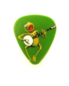 Kermit Guitar Pick