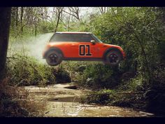 Dukes of hazard mini