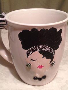 Diva Doll Collection Mug