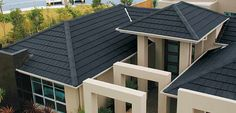 Monier Nullarbor House Terracotta Roof Tile – Colour: Granite