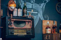 Joben Bistro Pub -Steampunk design by  6th Sense studio - Cluj Napoca