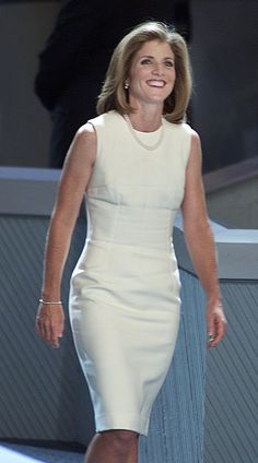 Caroline Kennedy-Schlossberg. Born in 1957