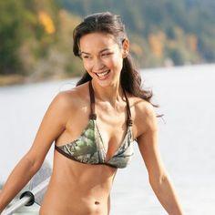 Realtree Girl® Women's Junior Camo Swim Top – Realtree APG™