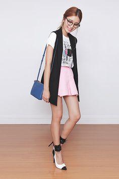 More looks by Tricia Gosingtian: http://lb.nu/tgosingtian  #casual #chic #classic