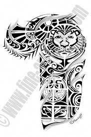 maori tattoo style # samoan # tattoo tattoo maorie tattoo m& . Tattoo 2016, Hawaiianisches Tattoo, Samoan Tattoo, Lion Tattoo, Chest Tattoo, Tattoo Maori, Tattoos Bein, Leg Tattoos, Body Art Tattoos