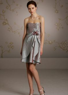 """Jim Hjelm Occasions - """"5055"""" Available at GIGI of Mequon in WI. www.gigiofmequon.com"""