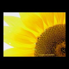 be your own sunshine print from Zazzle.com