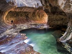 Zion National Park / Peter Scifres #travel #visit